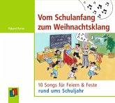 Vom Schulanfang zum Weihnachtsklang, Audio-CD