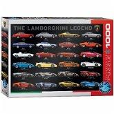 Eurographics 6000-0822 - The Lamborghini Legend, Puzzle