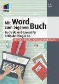 Mit Word zum eigenen Buch (eBook, PDF)