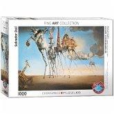 Eurographics 6000-0847 - Die Versuchung des heiligen Antonious von Salvador Dalí, Puzzle