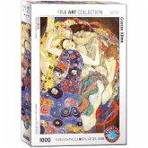 Eurographics 6000-3693 - Die Jungfrau von Gustav Klimt, Puzzle