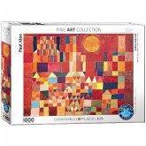 Eurographics 6000-0836 - Burg und Sonne von Paul Klee, Puzzle