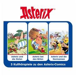 Asterix - Hörspielbox, Vol. 3 (MP3-Download) - Goscinny, René; Uderzo, Albert