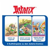 Asterix - Hörspielbox, Vol. 4 (MP3-Download)