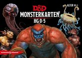 Dungeons & Dragons, Monsterkarten HG 0-5 (Deutsch)
