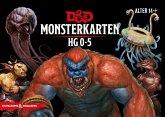 Dungeons & Dragons, Monsterkarten HG 0-5 (Deutsch)
