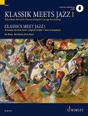 Klassik meets Jazz, for piano