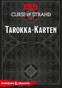 Dungeons & Dragons - Curse of Strahd, Tarokka-Karten