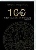 100 Jahre Altorientalistik in Würzburg