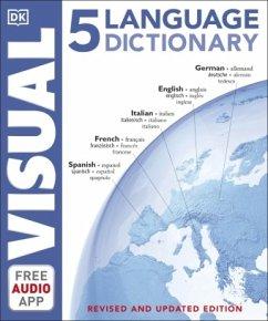 5 Language Visual Dictionary - DK