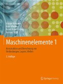 Maschinenelemente 1 (eBook, PDF)