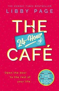 The 24-Hour Café - Page, Libby