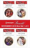 Harlequin Presents - November 2019 - Box Set 1 of 2 (eBook, ePUB)