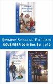 Harlequin Special Edition November 2019 - Box Set 1 of 2 (eBook, ePUB)