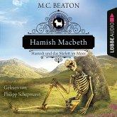 Hamish Macbeth und das Skelett im Moor - Schottland-Krimis, Teil 3 (Ungekürzt) (MP3-Download)