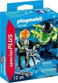 PLAYMOBIL® 70248 Agent mit Drohne