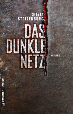 Das dunkle Netz / Mark Becker Bd.2 (Mängelexemplar) - Stolzenburg, Silvia