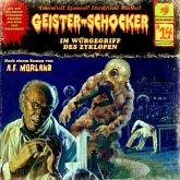 Geister-Schocker, Folge 14: Der Würgegriff des Zyklopen (MP3-Download)