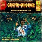Geister-Schocker, Folge 17: Der achtbeinige Tod (MP3-Download)