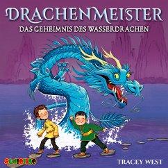 Das Geheimnis des Wasserdrachen / Drachenmeister Bd.3 (MP3-Download) - West, Tracey