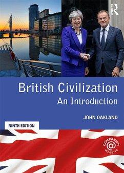 British Civilization (eBook, PDF) - Oakland, John