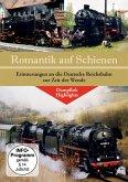 Romantik auf Schienen - Erinnerungen an die Deutsche Reichsbahn zur Zeit der Wende