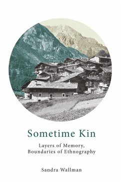 Sometime Kin (eBook, ePUB) - Wallman, Sandra