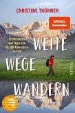 Weite Wege Wandern (eBook, ePUB)