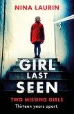 Girl Last Seen (eBook, ePUB)