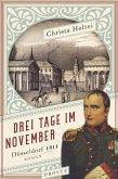 Drei Tage im November (eBook, ePUB)