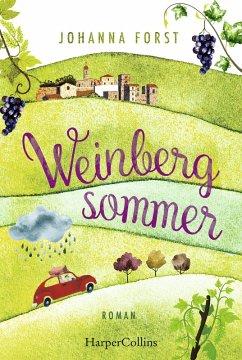 Weinbergsommer (eBook, ePUB) - Forst, Johanna