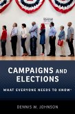Campaigns and Elections (eBook, ePUB)
