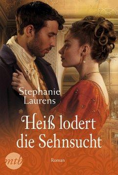 Heiß lodert die Sehnsucht / Barnaby Adair Bd.3 (eBook, ePUB) - Laurens, Stephanie