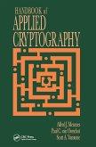 Handbook of Applied Cryptography (eBook, PDF)