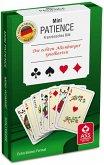 ASS 22570097 - Mini-Patience, Das Klassische Kartenspiel-im Miniformat