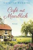 Café mit Meerblick