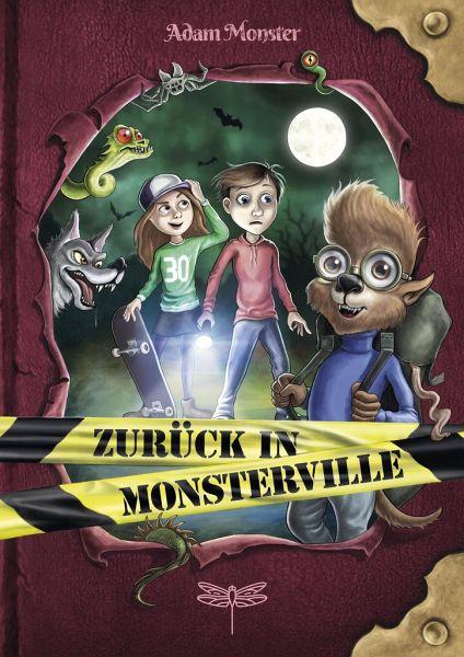 Buch-Reihe Monsterville
