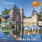 FindeFuxx Memo Die Eifel, m. 1 Buch