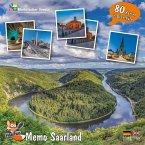 FindeFuxx Memo Saarland, m. 1 Buch
