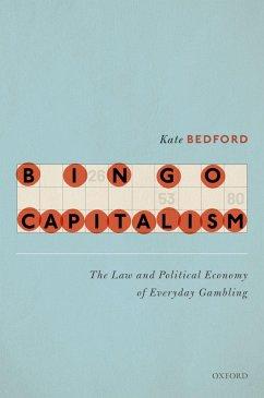 Bingo Capitalism (eBook, PDF) - Bedford, Kate