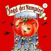 Jagd der Vampire, Folge 1: Die große Tomate (MP3-Download)