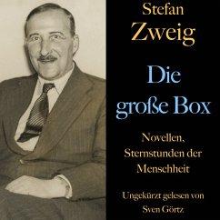 Stefan Zweig: Die große Box (MP3-Download) - Zweig, Stefan