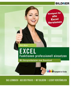 Sonderausgabe: Excel Funktionen prof. einsetzen (eBook, PDF) - Maier, Alois