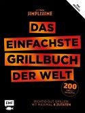 Simplissime - Das einfachste Grillbuch der Welt (Mängelexemplar)