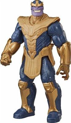 Hasbro E73815LO - Marvel Avengers Titan Hero Series Blast Gear Deluxe Thanos, Action-Figur, 30 cm