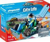 """PLAYMOBIL® 70292 Geschenkset """"Go Kart-Rennen"""""""