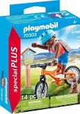 PLAYMOBIL® 70303 Mountainbiker auf Bergtour