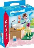 PLAYMOBIL® 70301 Mädchen beim Zähneputzen