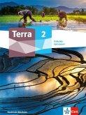 Terra Erdkunde 2. Schülerbuch Klasse 7/8. Ausgabe Nordrhein-Westfalen