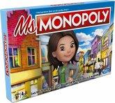 HASBRO E8424100 - Ms Monopoly, Brettspiel